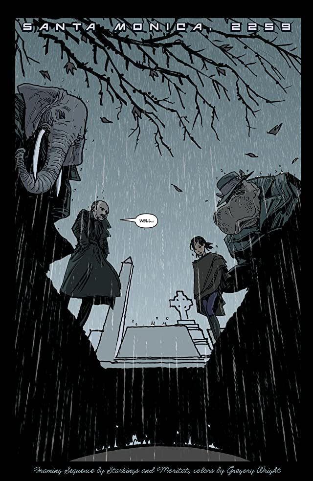 click for super-sized previews of Elephantmen #17