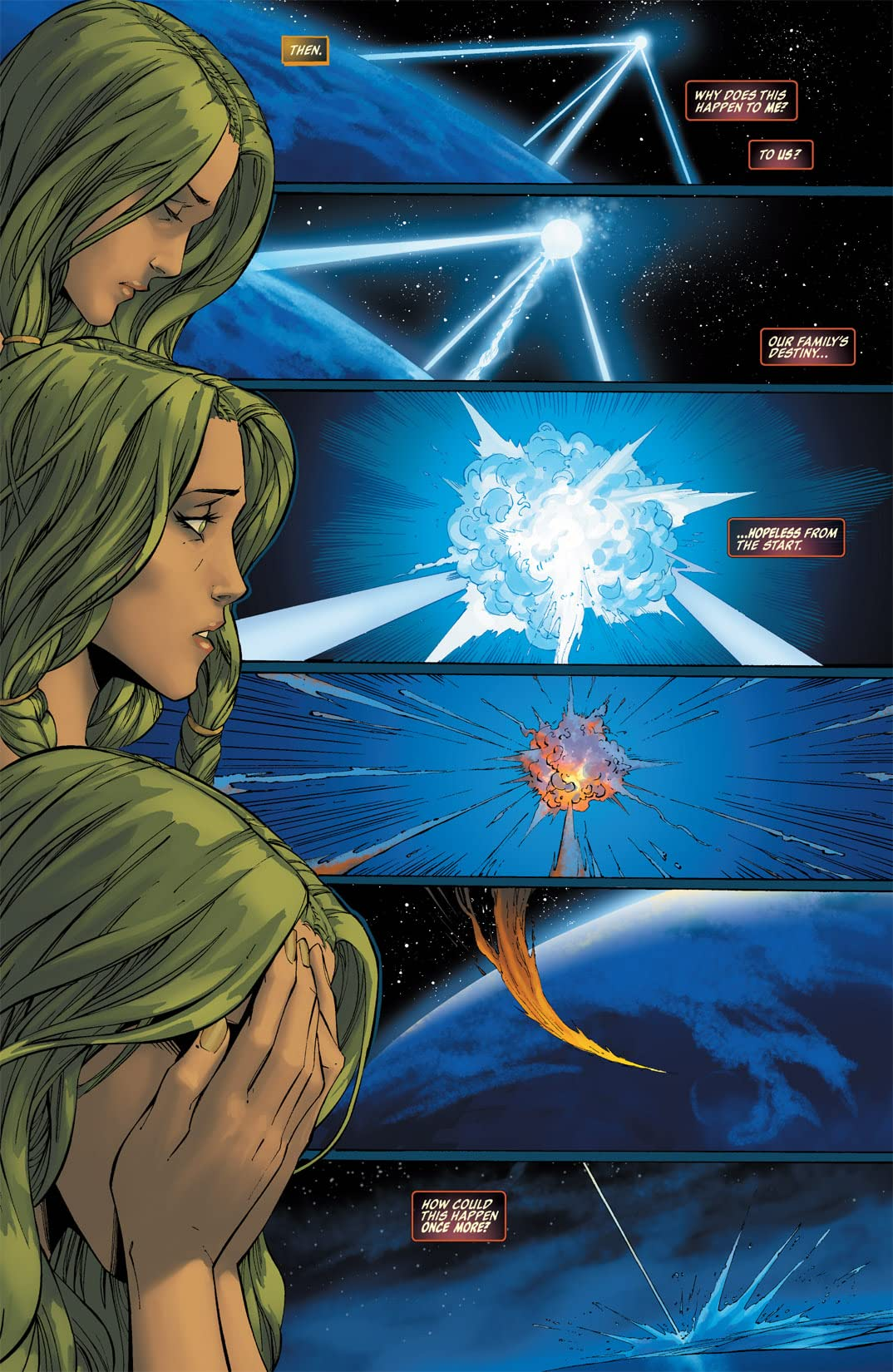 Fathom: Kiani Vol. 1 #4