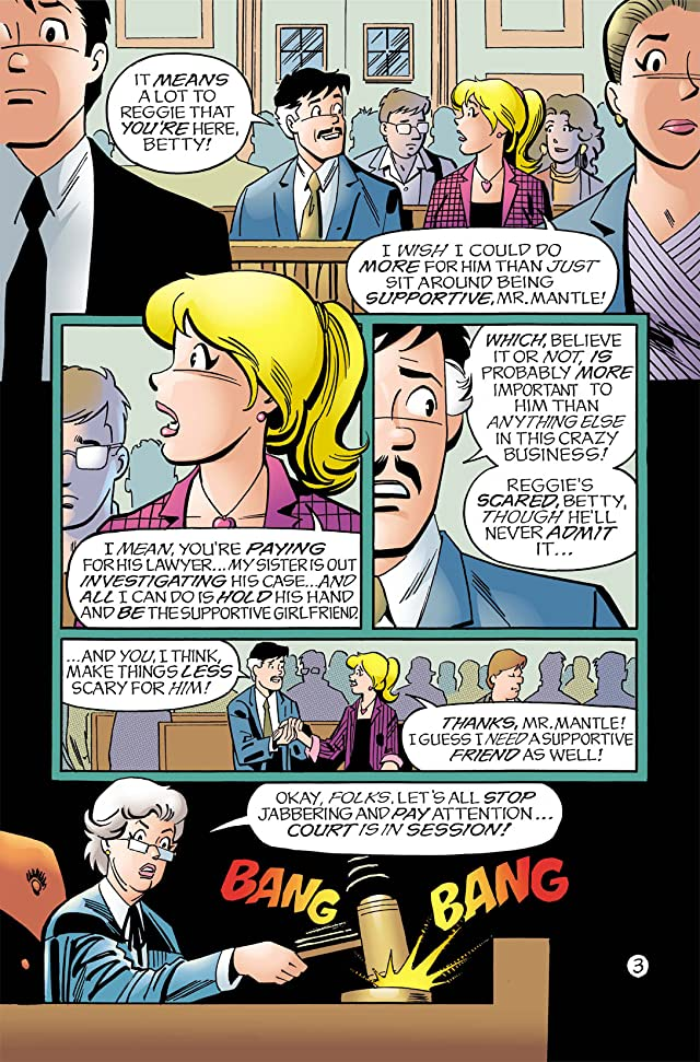 Archie Marries Veronica #10