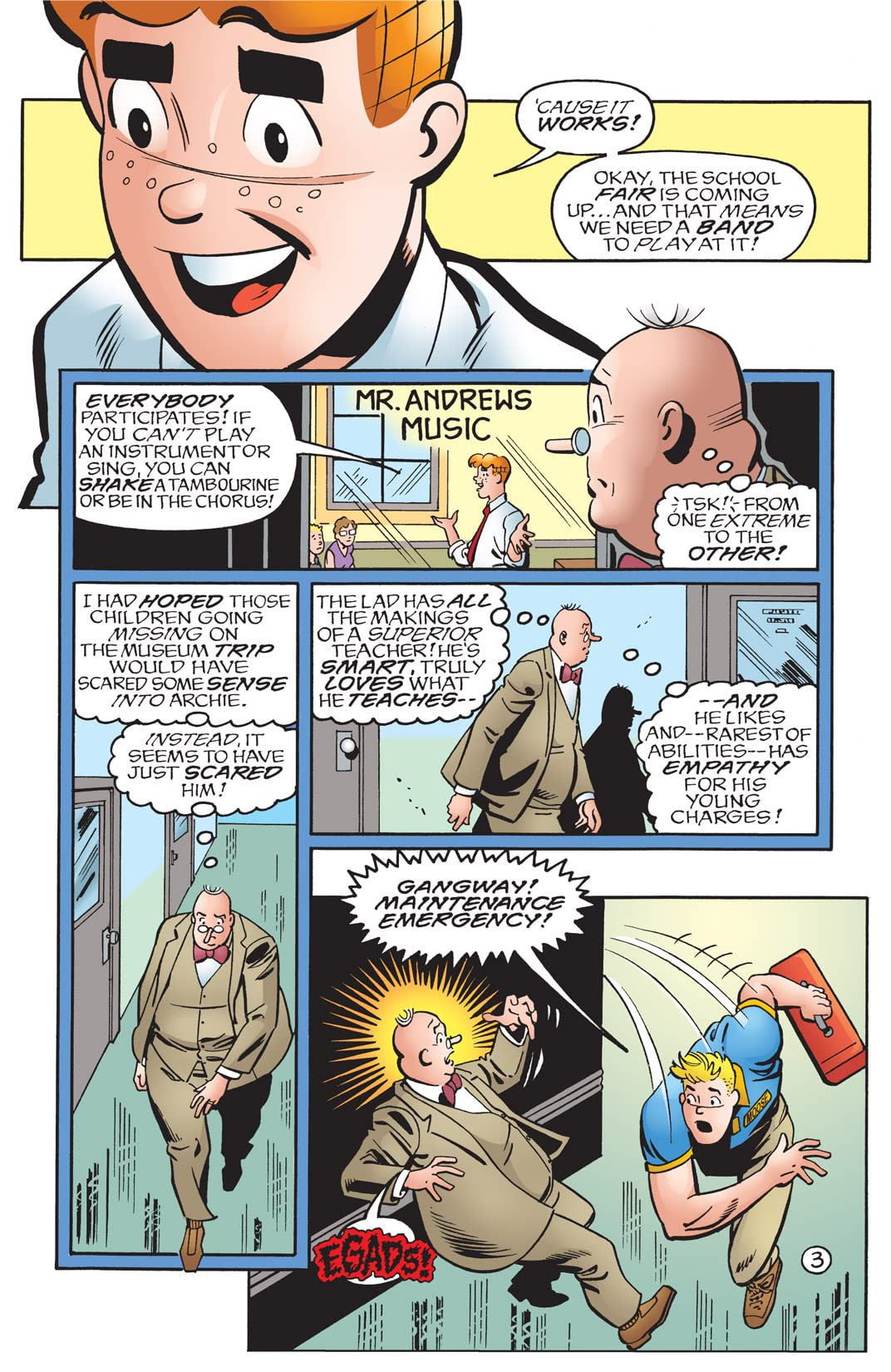 Archie Marries Betty #11