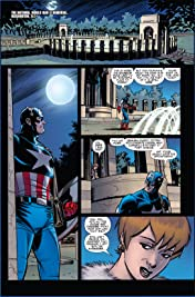 Captain America: Rebirth #1