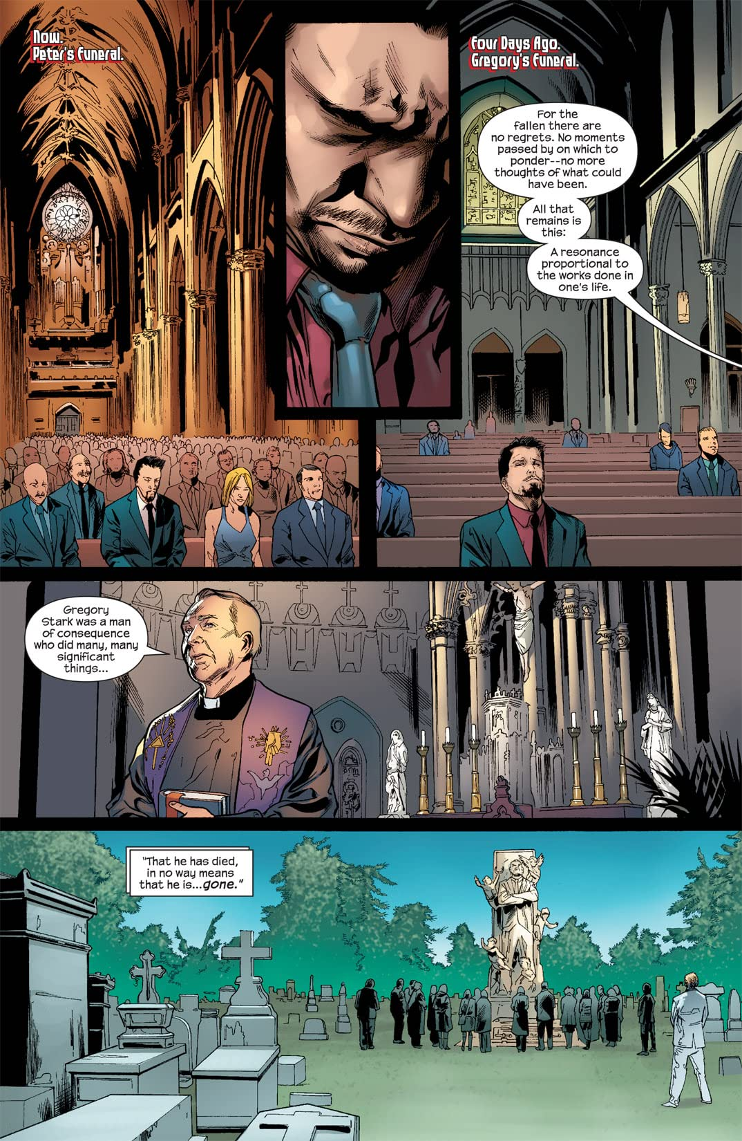 Ultimate Comics Fallout #3 (of 6)
