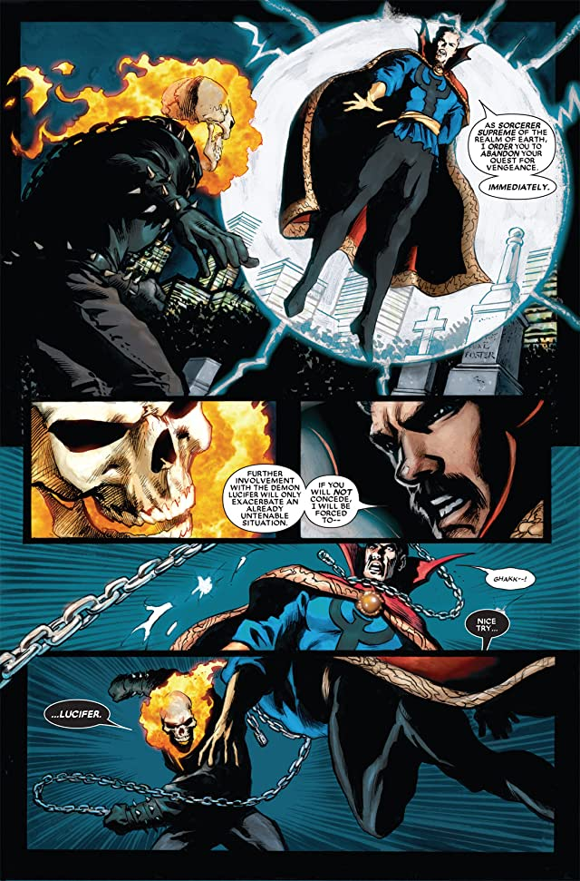 click for super-sized previews of Ghost Rider (2006-2009) #3