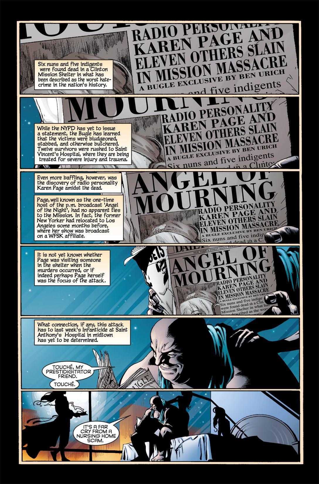 Daredevil (1998-2011) #6