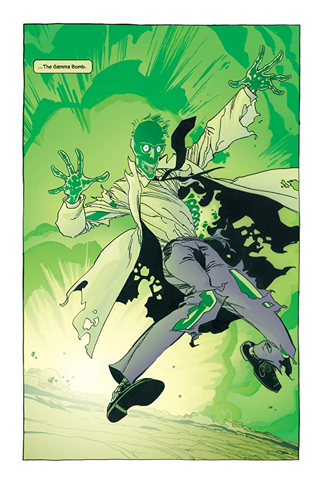 click for super-sized previews of Hulk: Gray #1