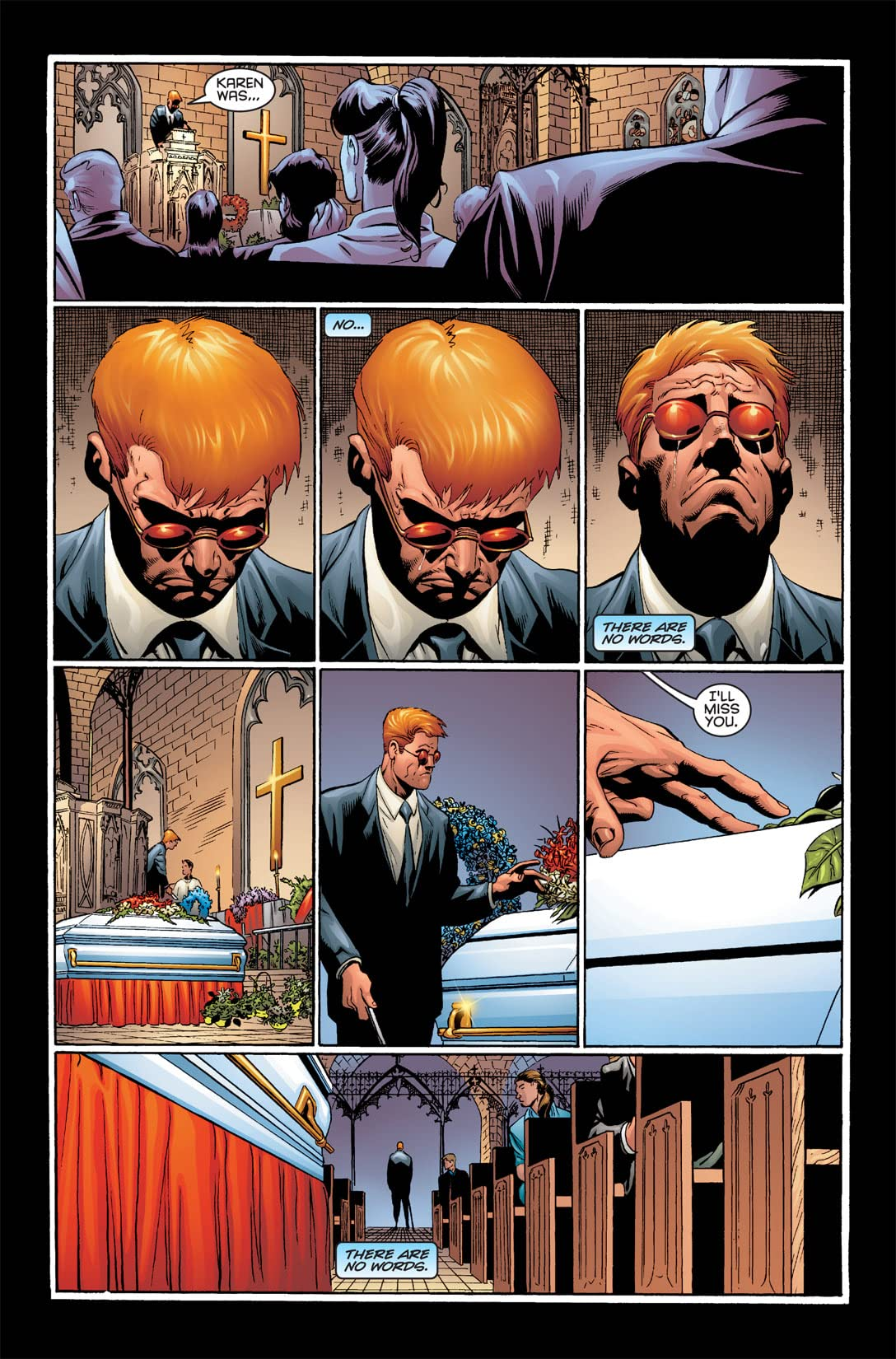 Daredevil (1998-2011) #8