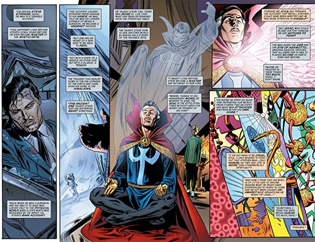 click for super-sized previews of Universe X #1