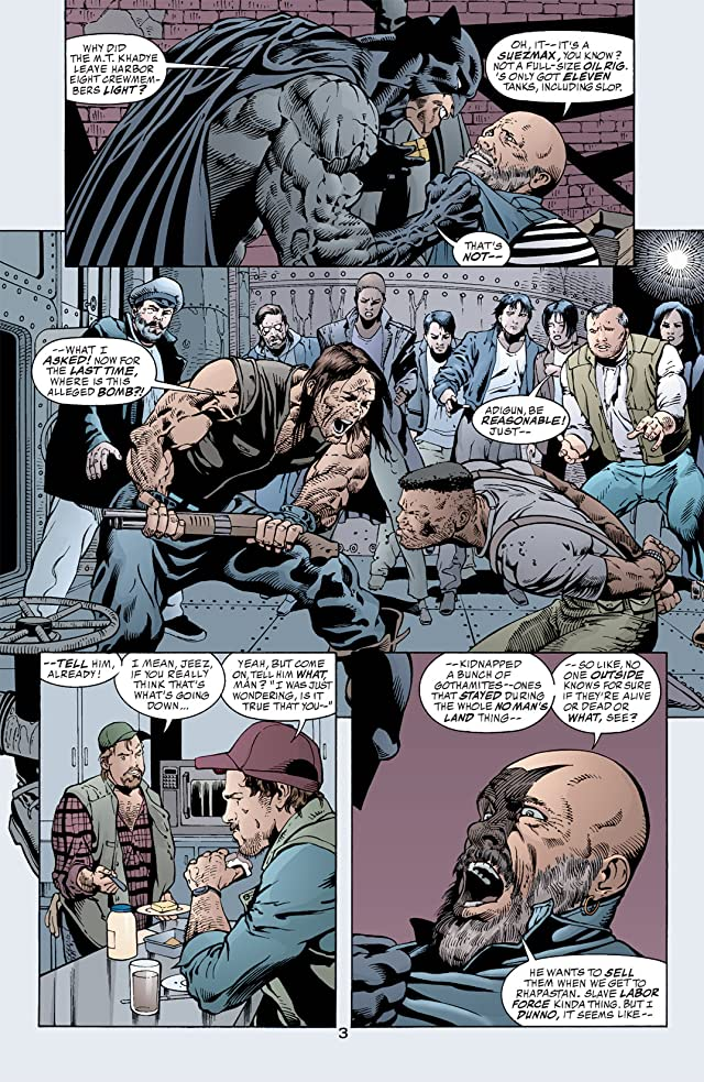click for super-sized previews of Batman: Gotham Knights #2