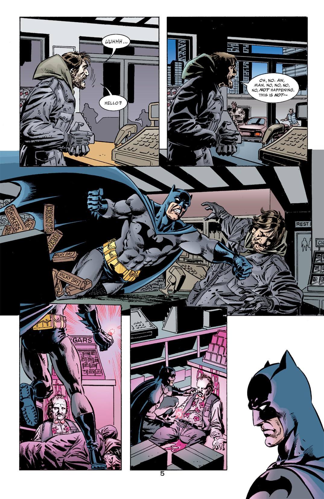 Batman: Gotham Knights #3