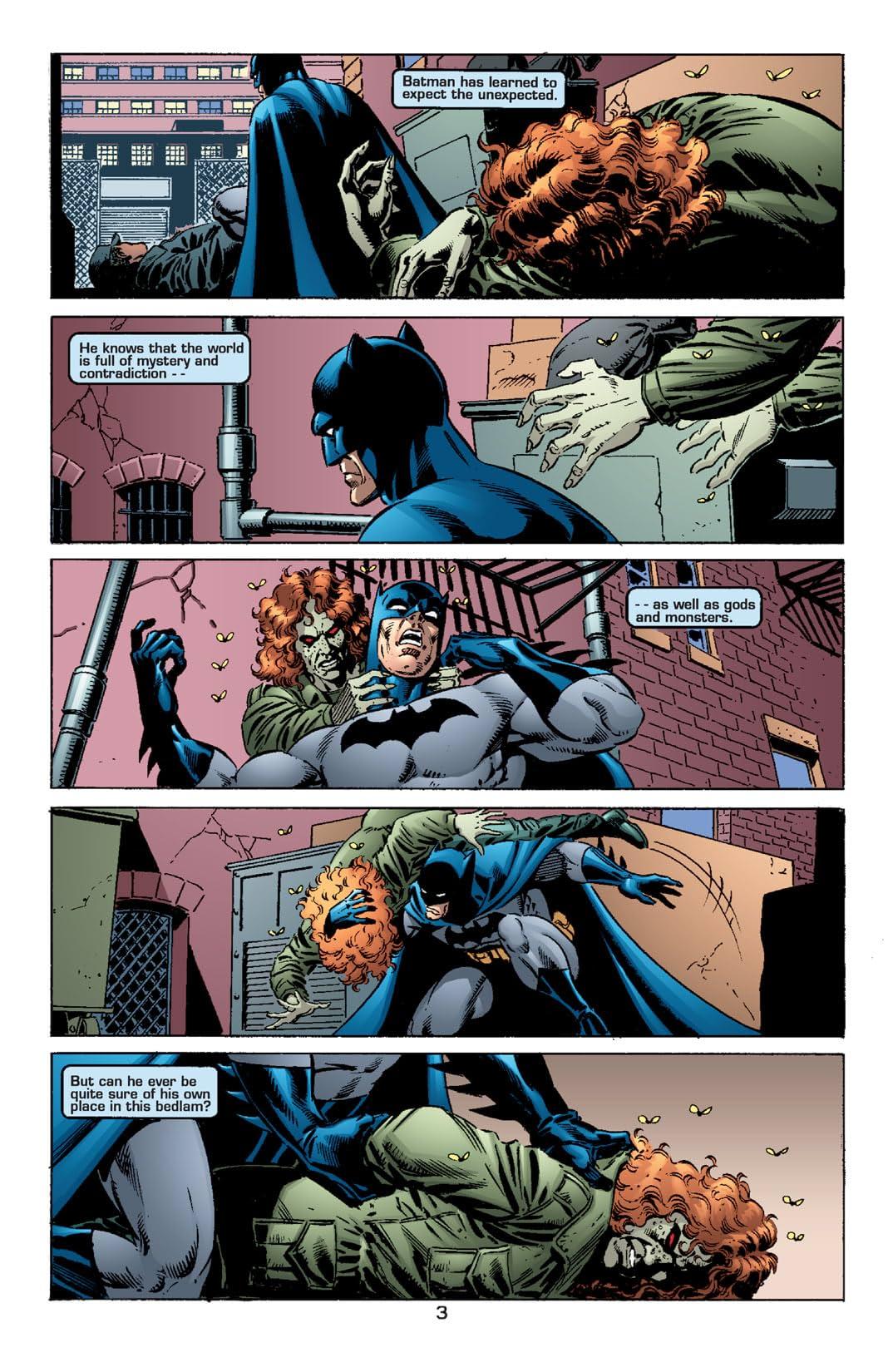 Batman: Gotham Knights #4