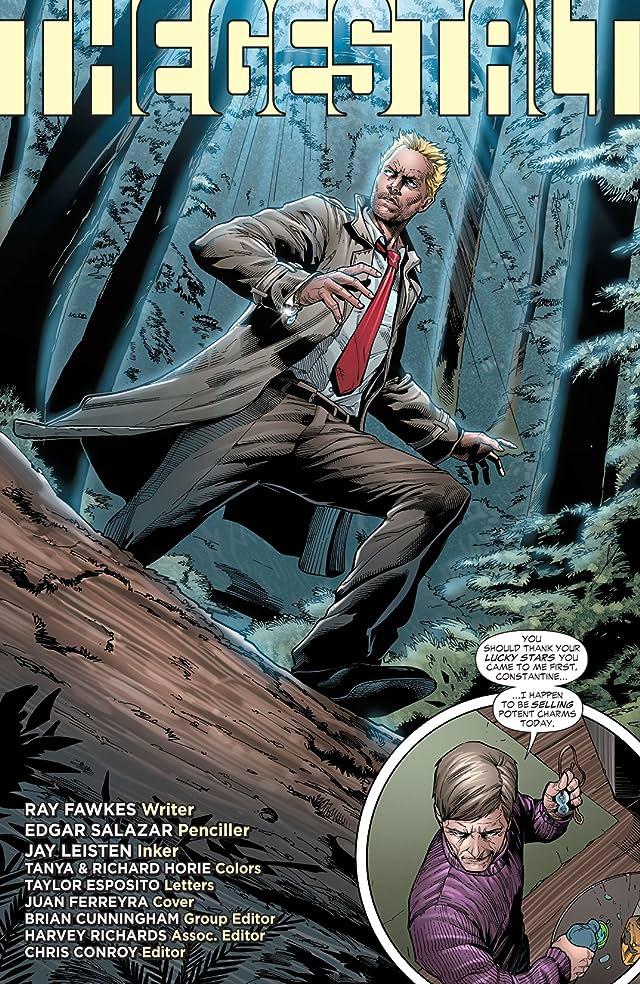 Constantine (2013-2015) #16