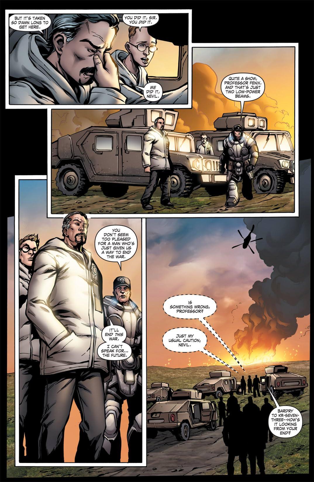 Gears of War #18