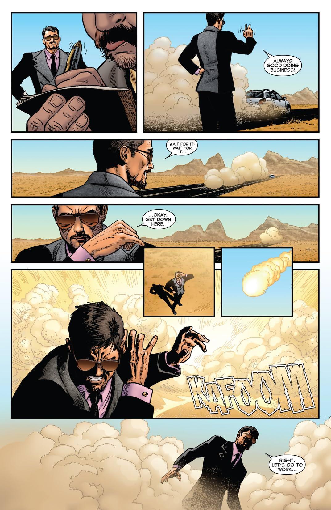 Original Sin: Hulk vs. Iron Man #2