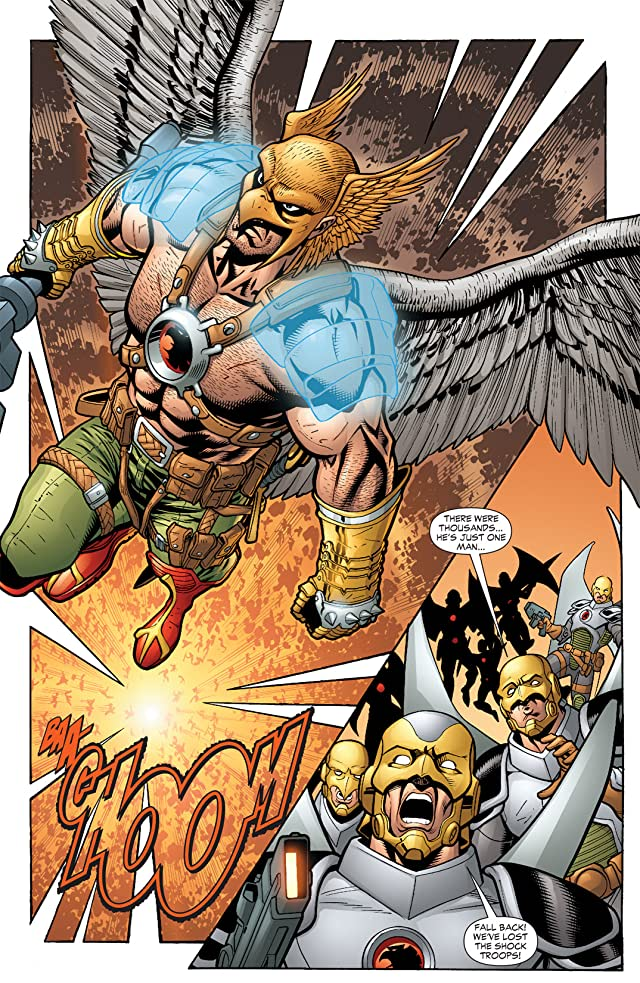 click for super-sized previews of Hawkman (2002-2006) #47