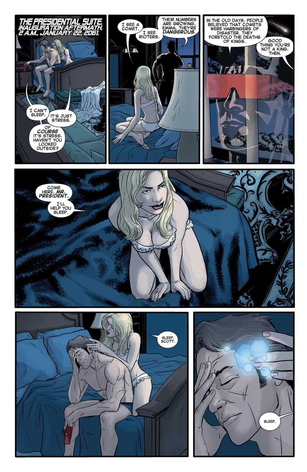 100th Anniversary Special: X-Men #1