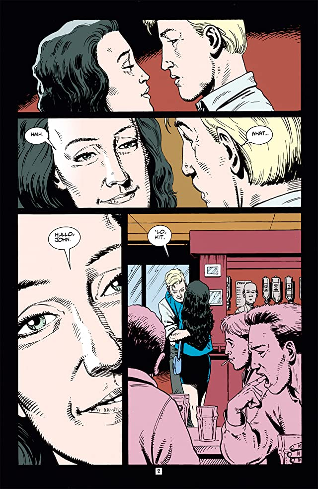 click for super-sized previews of Hellblazer #82
