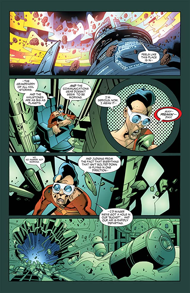 click for super-sized previews of JLA (1997-2006) #91