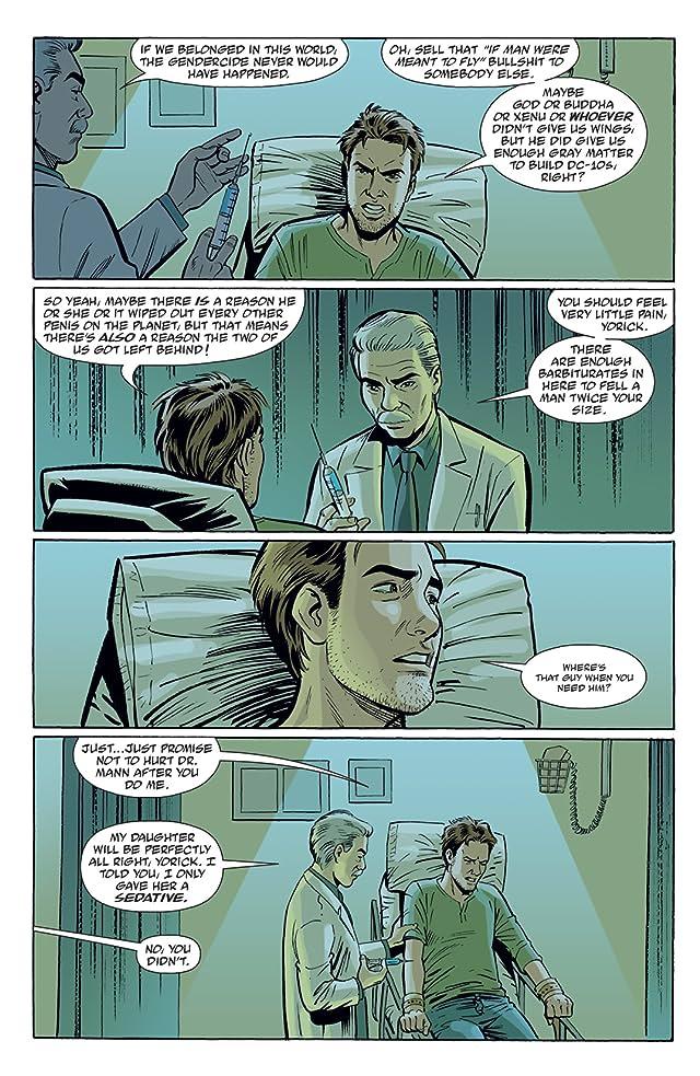 Y: The Last Man #52