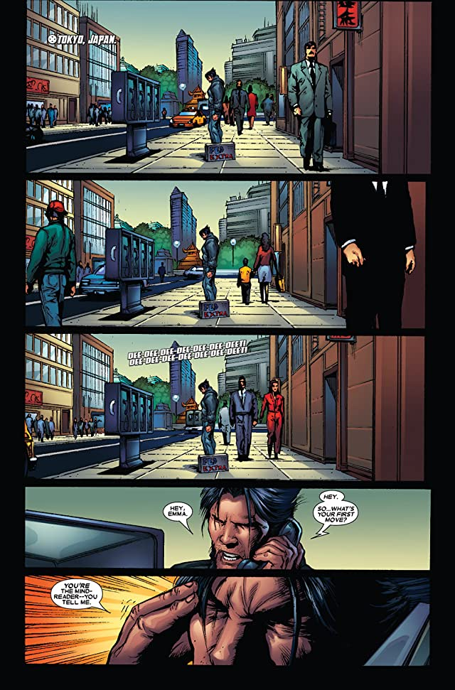 click for super-sized previews of Wolverine (2003-2009) #36