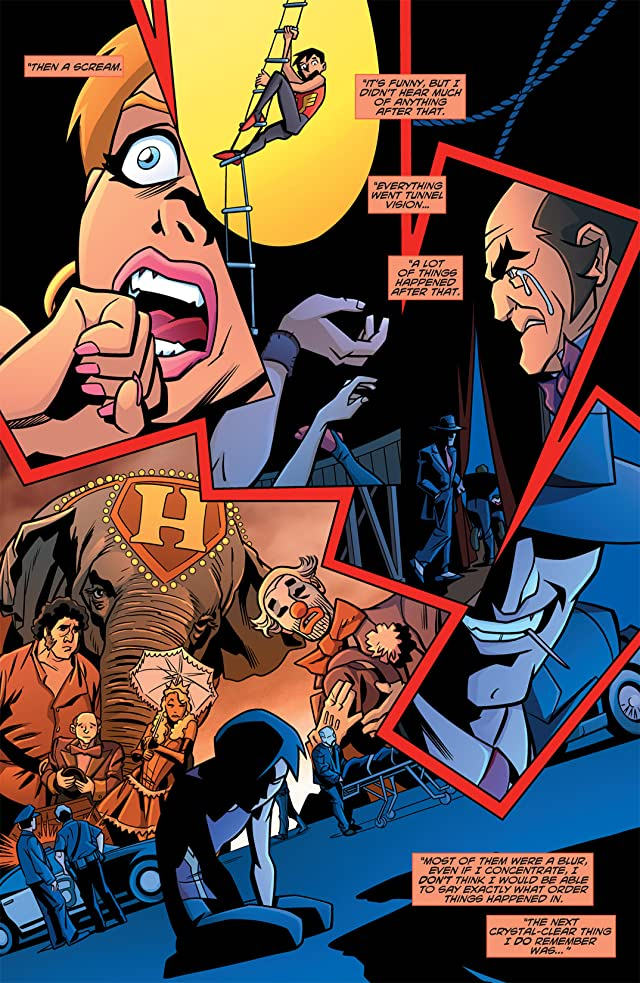 click for super-sized previews of Young Justice (2011-2013) #6
