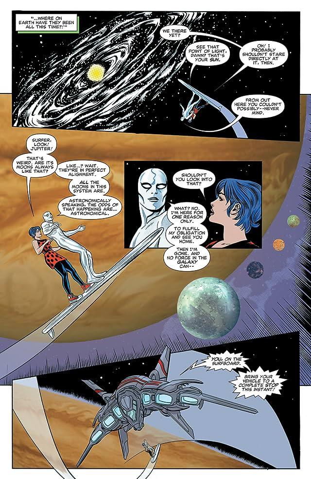 Silver Surfer (2014-2015) #4