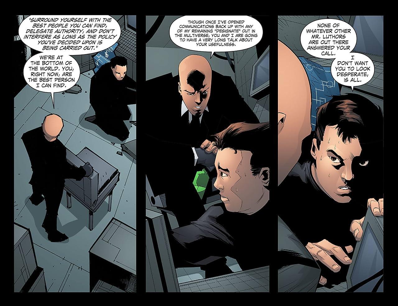 Smallville: Chaos #6