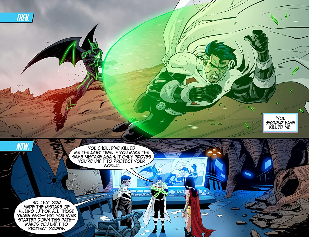 Justice League Beyond 2.0 (2013-2014) #24
