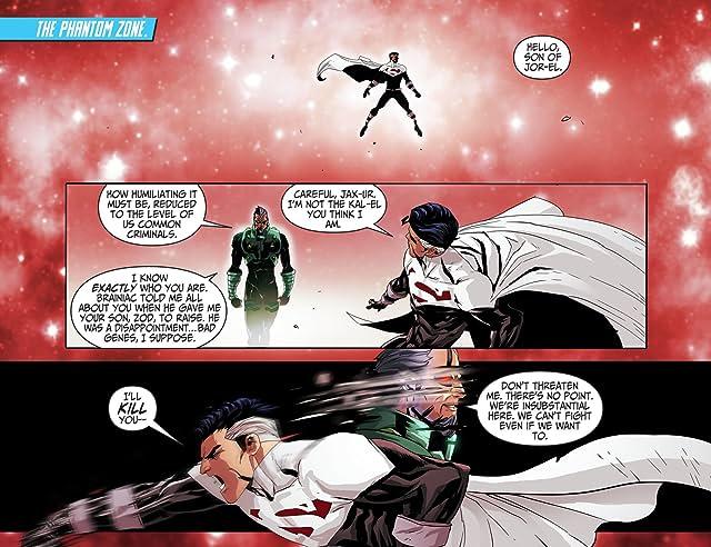 Justice League Beyond 2.0 (2013-2014) #24