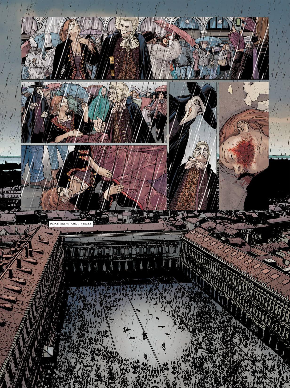 Deep Vol. 3: Le Nœud de Mobiüs