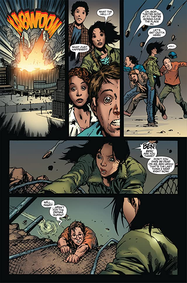 click for super-sized previews of World War Hulk: Front Line #6