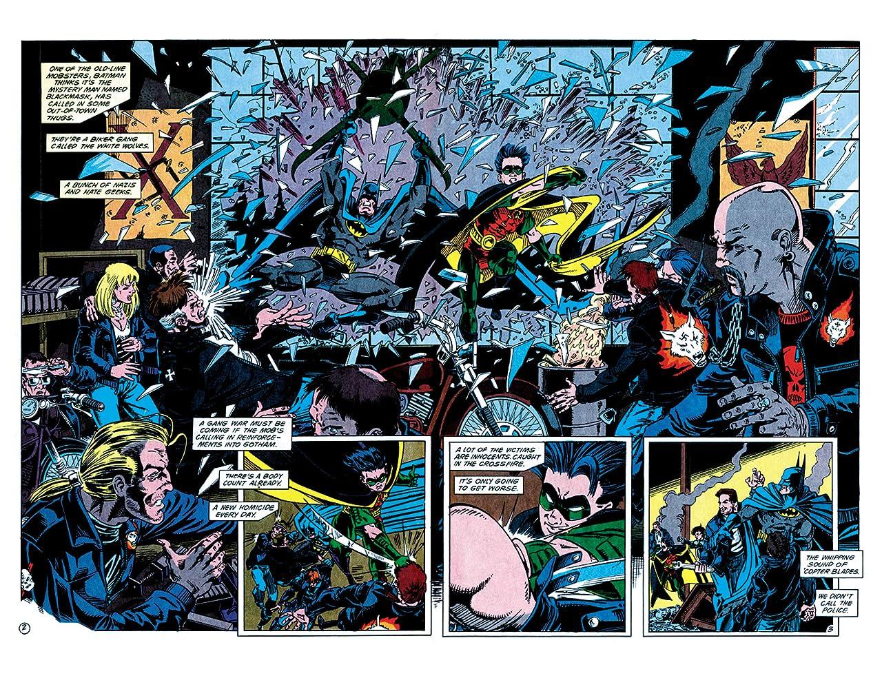 Robin III: Cry of the Huntress #1 (of 6)