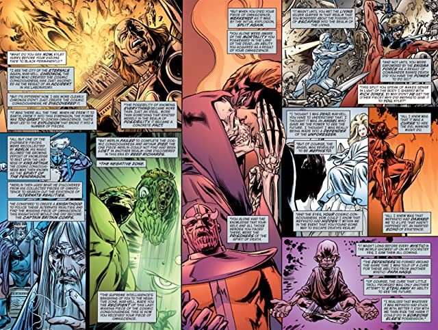 click for super-sized previews of Universe X #12