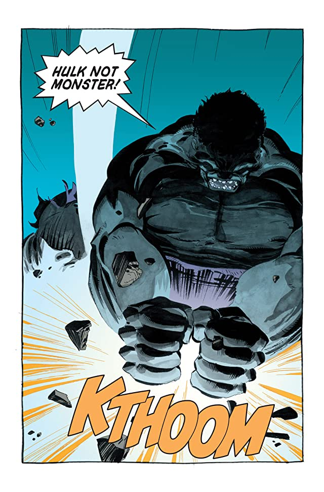 click for super-sized previews of Hulk: Gray #3