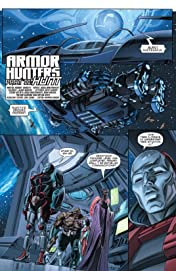 Armor Hunters #2 (of 4): Digital Exclusives Edition