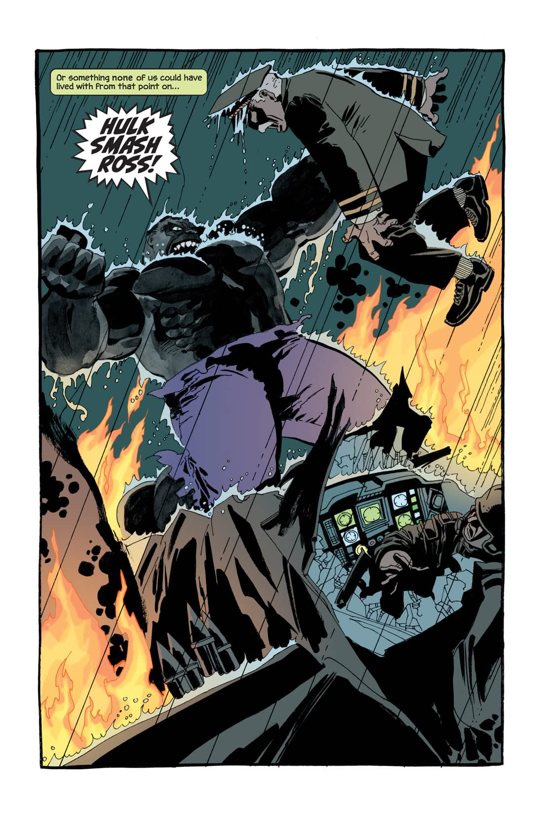 Hulk: Gray #6