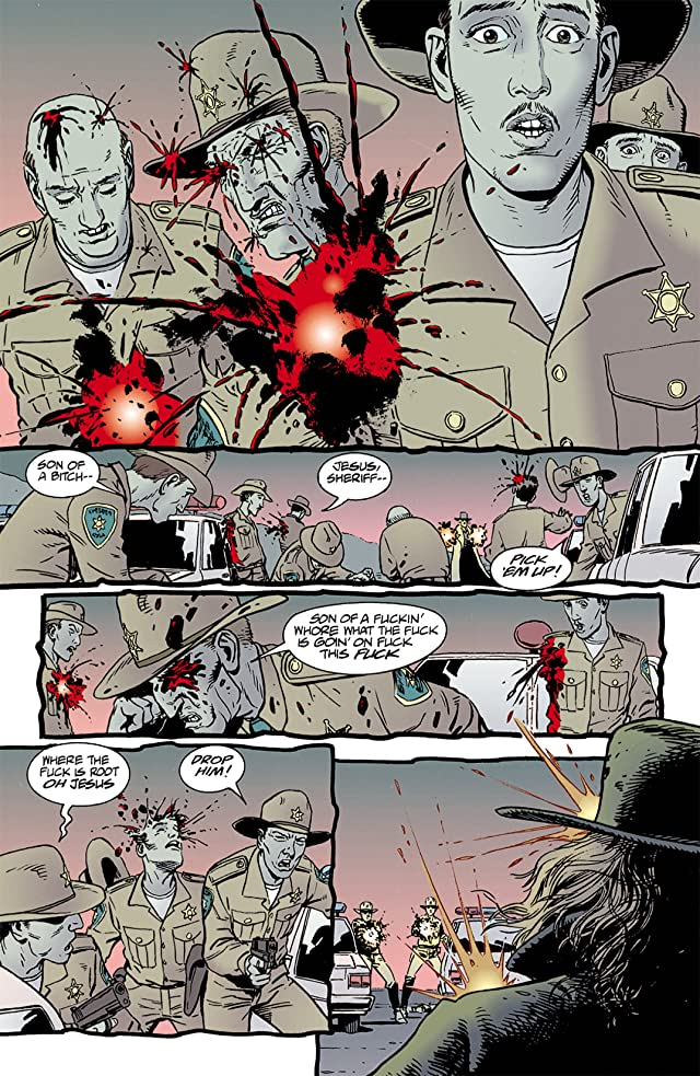 click for super-sized previews of Preacher #2