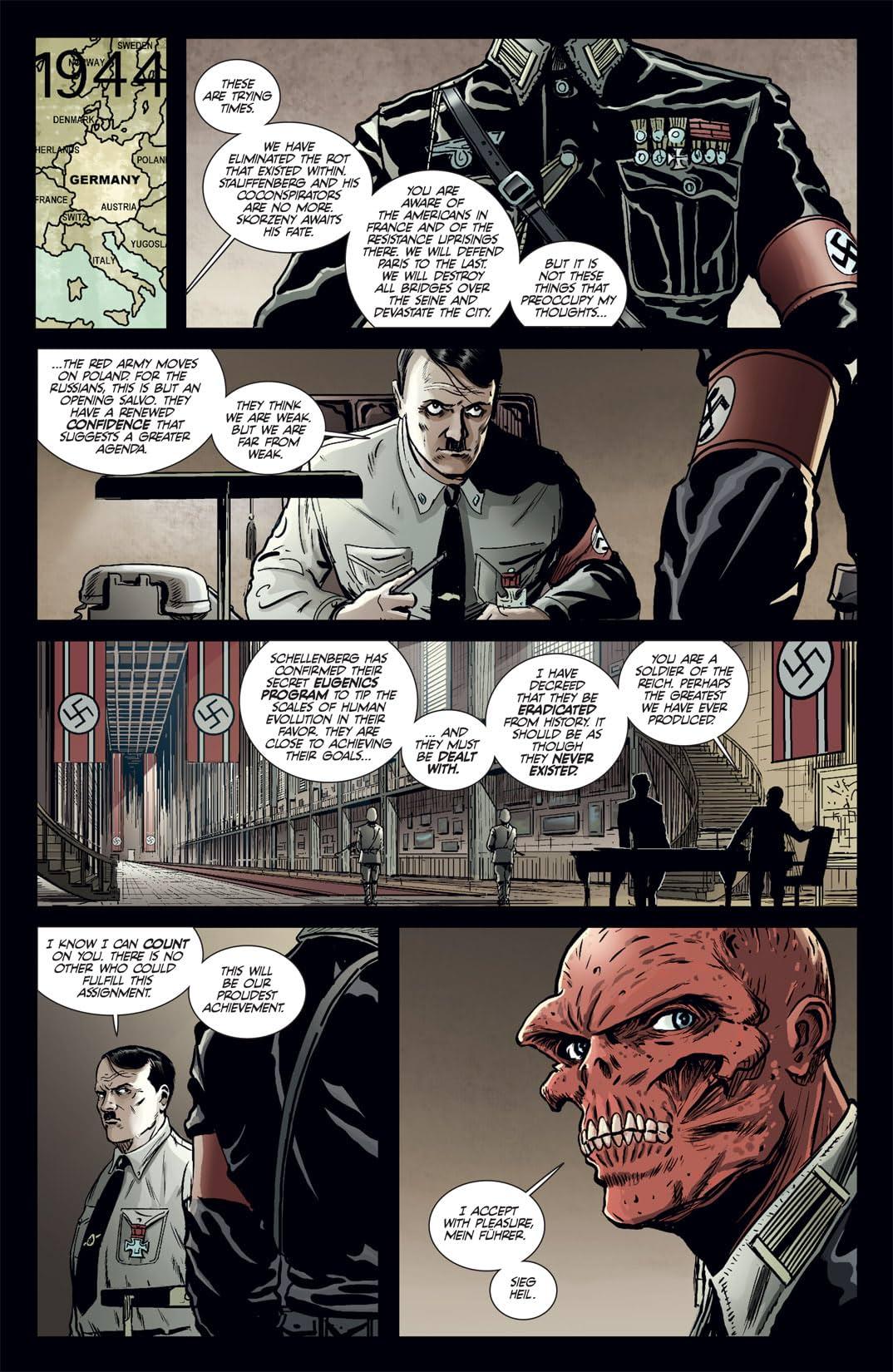 Vengeance #1 (of 6)