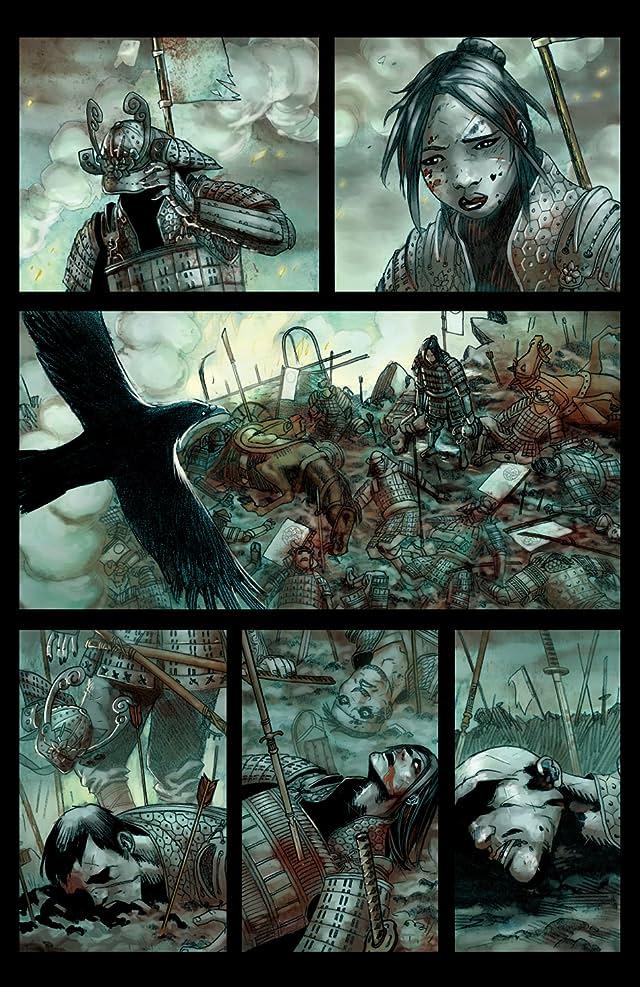 Blade of Kumori #4