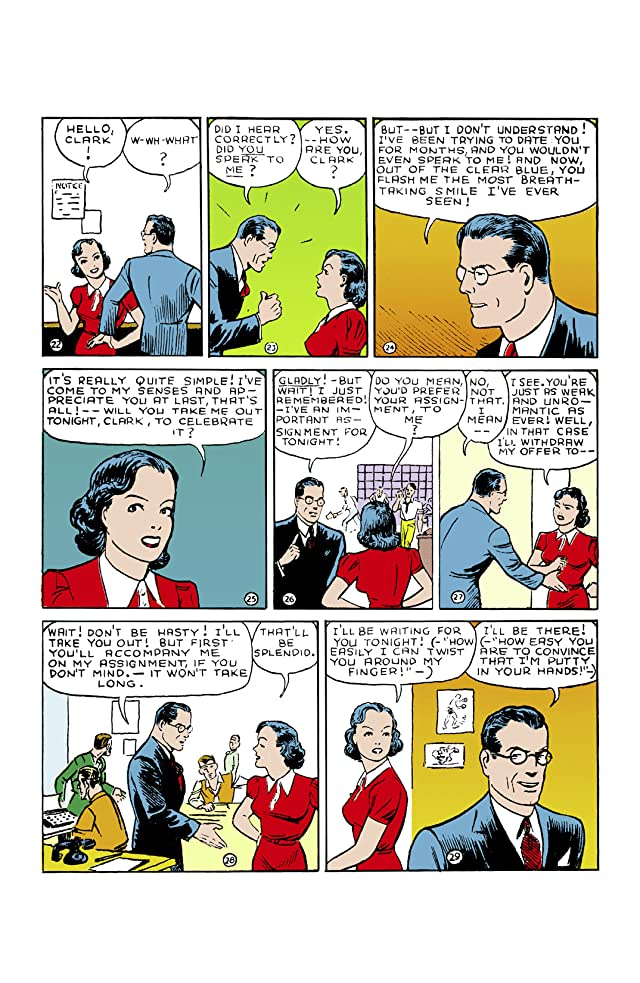 click for super-sized previews of Action Comics (1938-2011) #6