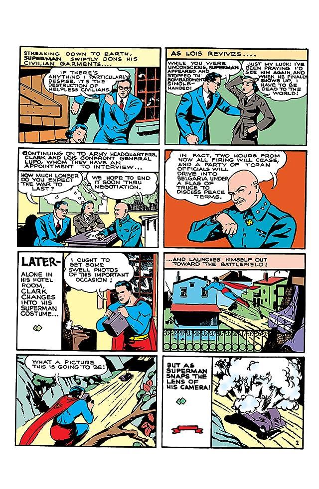 Action Comics (1938-2011) #23