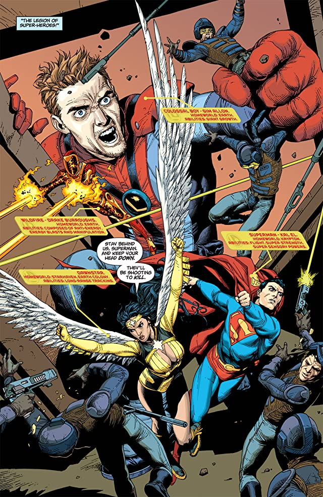 click for super-sized previews of Action Comics (1938-2011) #860
