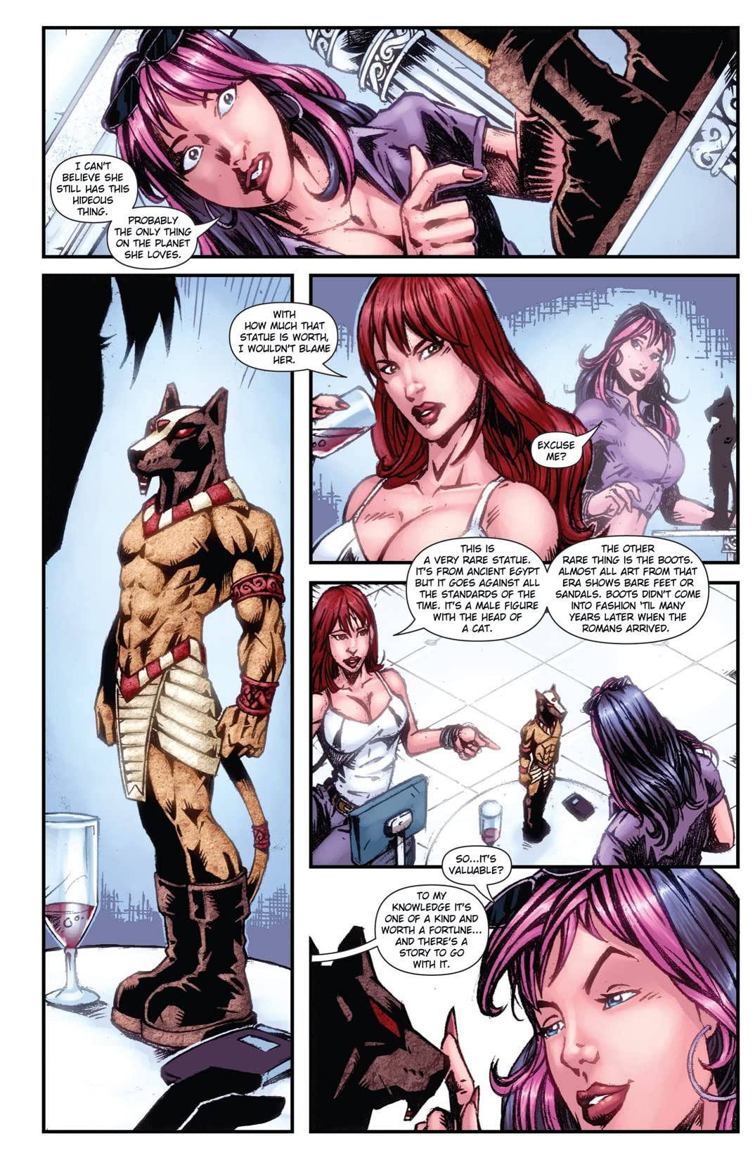 Grimm Fairy Tales #34