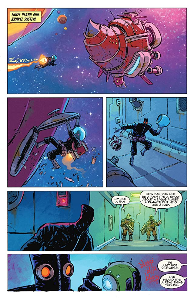 click for super-sized previews of Rocket Raccoon (2014-) #1: Special Edition - Digital Exclusive