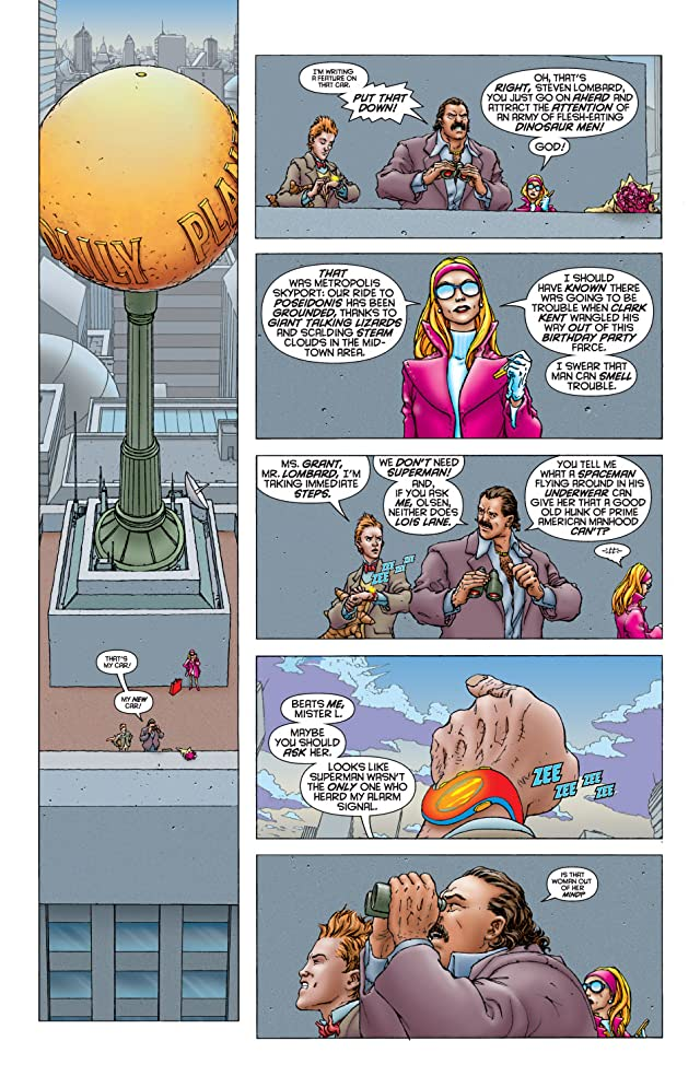 click for super-sized previews of All Star Superman #3