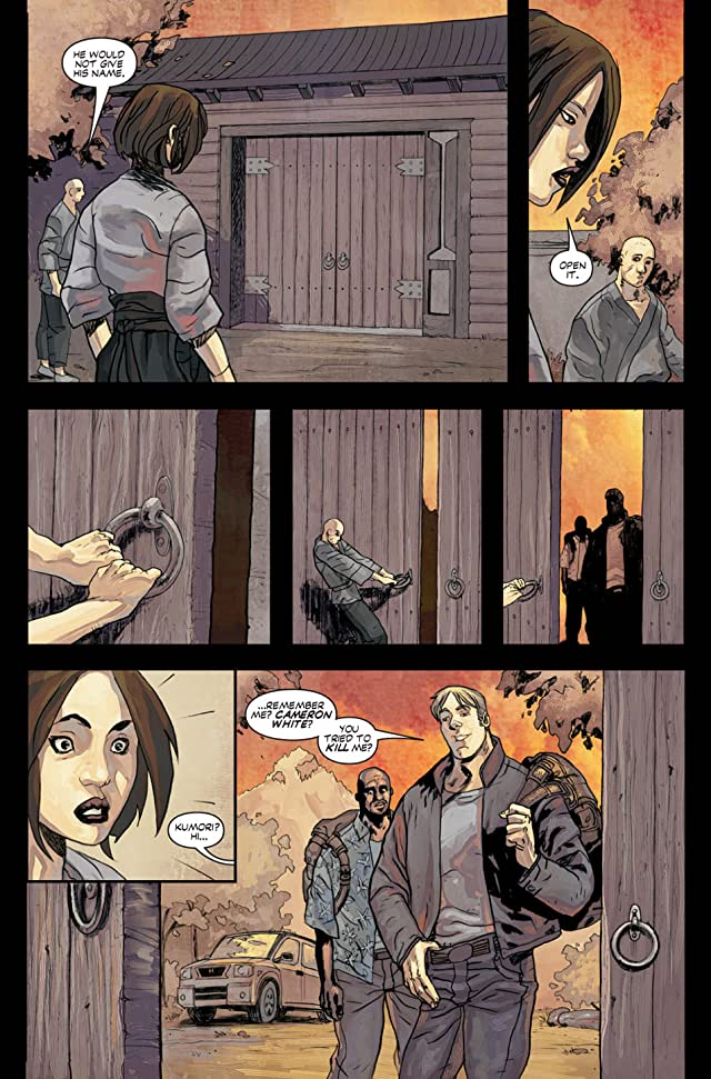 click for super-sized previews of Blade of Kumori #5