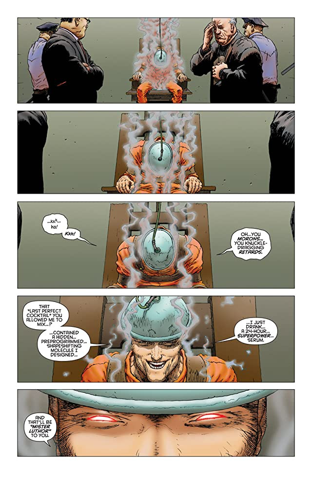 click for super-sized previews of All Star Superman #11