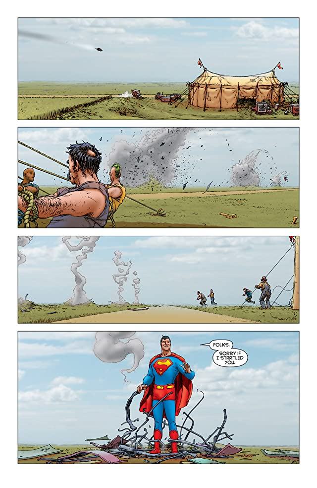 All Star Superman #9