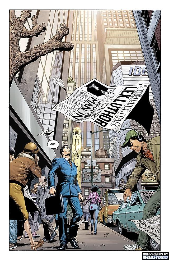 click for super-sized previews of Superman: Secret Origin #3 (of 6)