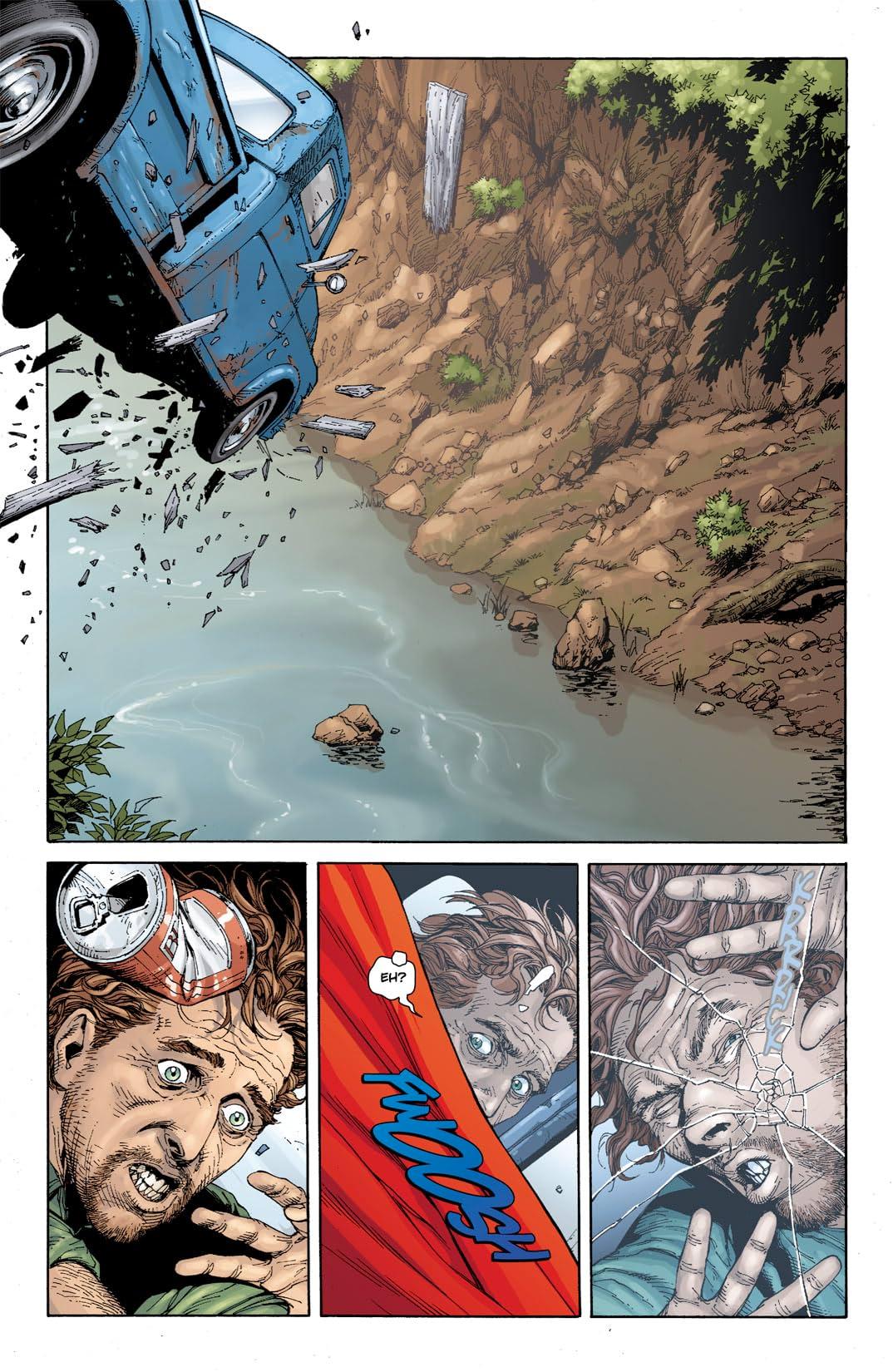 Superman: Secret Origin #2 (of 6)