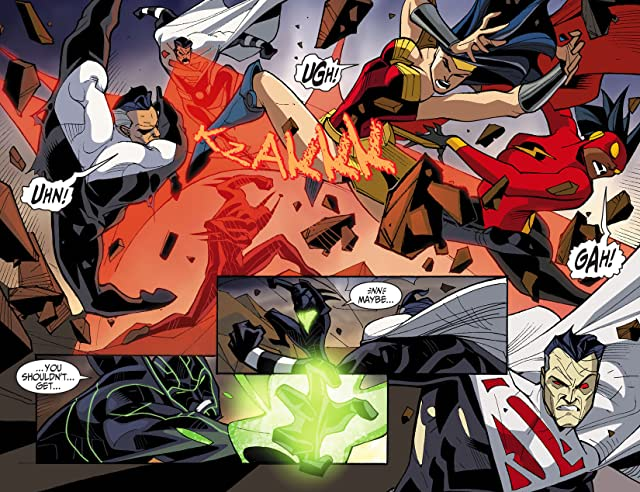 Batman Beyond 2.0 (2013-2014) #24